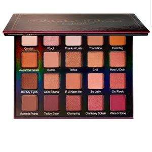AUTHENTIC!!!Brand New! Violet Voss Pro Eye shadows